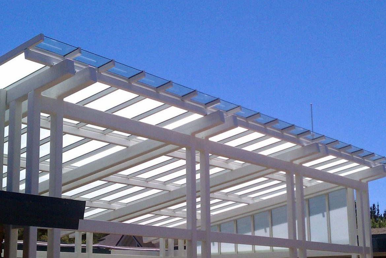 Ruko Minimalis Kanopi surabaya bangunan sion konstruksi renovasi rumah murah harga terjangkau besi baja