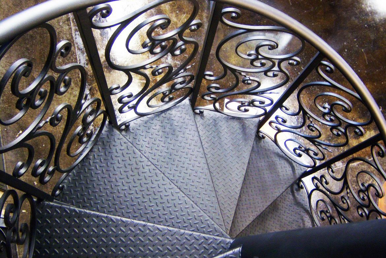 sion construction surabaya tangga besi baja bangunan rumah jasa pembuatan tangga besi murah surabaya