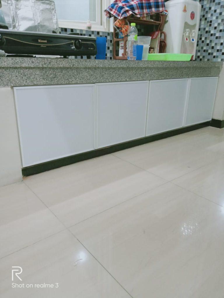 kitchen set kertajaya regency surabaya pusat